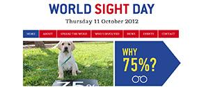 World Sight Day 2012